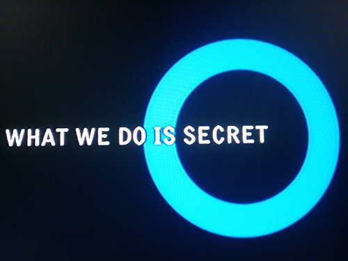 What we do is really secret!